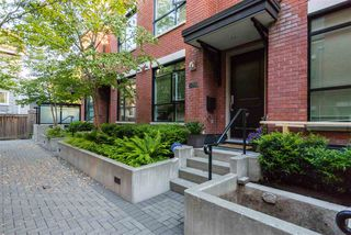 "Photo 19: 2 1950 W 5TH Avenue in Vancouver: Kitsilano Townhouse for sale in ""THE EDGE OF FIFTH"" (Vancouver West)  : MLS®# R2307731"