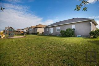 Photo 19: 208 Carnoustie Cove in Niverville: The Highlands Residential for sale (R07)  : MLS®# 1825411