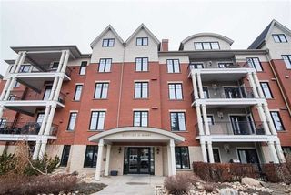 Main Photo: 307 9811 96A Street in Edmonton: Zone 18 Condo for sale : MLS®# E4130544