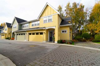 "Main Photo: 1 4887 CENTRAL Avenue in Delta: Hawthorne Townhouse for sale in ""CENTRAL PARK WEST"" (Ladner)  : MLS®# R2320085"