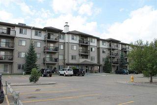 Main Photo: 122 1180 HYNDMAN Road in Edmonton: Zone 35 Condo for sale : MLS®# E4137702