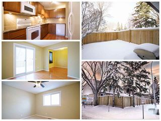 Main Photo: 1735 LAKEWOOD Road S in Edmonton: Zone 29 Townhouse for sale : MLS®# E4138612