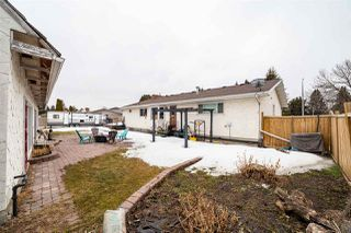 Photo 26: 131 Evergreen Crescent: Wetaskiwin House for sale : MLS®# E4142590