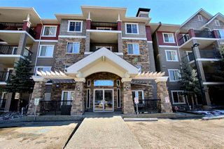 Main Photo: 447 2096 BLACKMUD CREEK Drive in Edmonton: Zone 55 Condo for sale : MLS®# E4148072