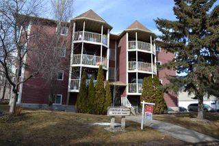 Photo 1: 105 10732 86 Avenue in Edmonton: Zone 15 Condo for sale : MLS®# E4148618