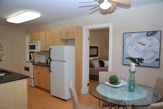 Photo 8: 105 10732 86 Avenue in Edmonton: Zone 15 Condo for sale : MLS®# E4148618