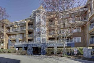 "Photo 1: 408 3075 PRIMROSE Lane in Coquitlam: North Coquitlam Condo for sale in ""LAKESIDE TERRACE"" : MLS®# R2353732"