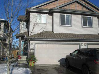 Photo 2: 6944 19A Avenue in Edmonton: Zone 53 House Half Duplex for sale : MLS®# E4149801