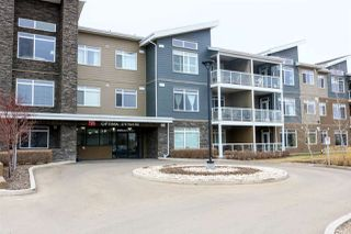 Main Photo: 211 279 Wye Road: Sherwood Park Condo for sale : MLS®# E4153225