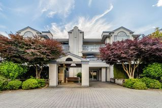 "Main Photo: 101 19121 FORD Road in Pitt Meadows: Central Meadows Condo for sale in ""EDGEFORD MANOR"" : MLS®# R2380181"