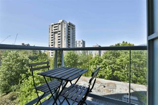 "Photo 11: 607 1277 NELSON Street in Vancouver: West End VW Condo for sale in ""1277 Nelson"" (Vancouver West)  : MLS®# R2386039"