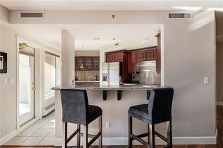 Photo 15: 602 200 LA CAILLE Place SW in Calgary: Eau Claire Apartment for sale : MLS®# C4261188