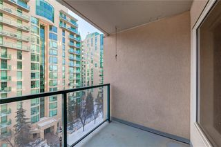 Photo 42: 602 200 LA CAILLE Place SW in Calgary: Eau Claire Apartment for sale : MLS®# C4261188