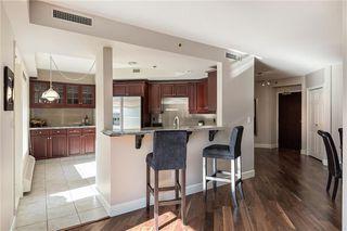 Photo 14: 602 200 LA CAILLE Place SW in Calgary: Eau Claire Apartment for sale : MLS®# C4261188