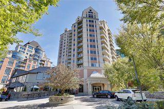 Photo 1: 602 200 LA CAILLE Place SW in Calgary: Eau Claire Apartment for sale : MLS®# C4261188
