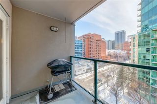 Photo 41: 602 200 LA CAILLE Place SW in Calgary: Eau Claire Apartment for sale : MLS®# C4261188