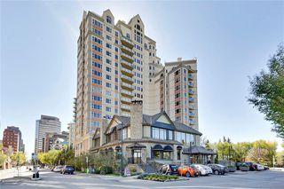 Photo 43: 602 200 LA CAILLE Place SW in Calgary: Eau Claire Apartment for sale : MLS®# C4261188