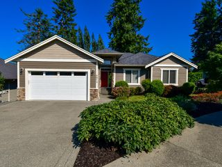 Photo 1: 2913 PACIFIC VIEW TERRACE in CAMPBELL RIVER: CR Willow Point House for sale (Campbell River)  : MLS®# 822255