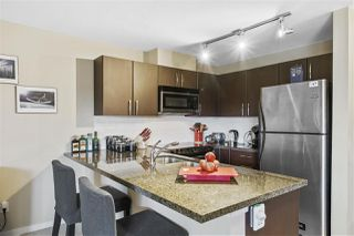 "Photo 3: 313 7337 MACPHERSON Avenue in Burnaby: Metrotown Condo for sale in ""CADENCE"" (Burnaby South)  : MLS®# R2396202"