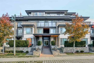 """Main Photo: 406 7418 BYRNEPARK Walk in Burnaby: South Slope Condo for sale in """"GREEN"""" (Burnaby South)  : MLS®# R2418034"""