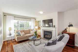 "Photo 3: 106 2161 W 12TH Avenue in Vancouver: Kitsilano Condo for sale in ""The Carlings"" (Vancouver West)  : MLS®# R2427878"