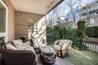 "Photo 18: 106 2161 W 12TH Avenue in Vancouver: Kitsilano Condo for sale in ""The Carlings"" (Vancouver West)  : MLS®# R2427878"