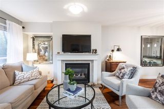 "Photo 2: 106 2161 W 12TH Avenue in Vancouver: Kitsilano Condo for sale in ""The Carlings"" (Vancouver West)  : MLS®# R2427878"