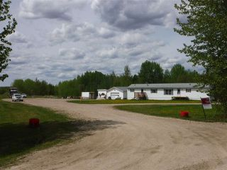 Photo 1: 49120 RR 70: Rural Brazeau County House for sale : MLS®# E4192836