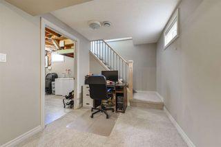 Photo 23: 15709 86 Avenue in Edmonton: Zone 22 House for sale : MLS®# E4203432