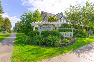 """Main Photo: 8 2927 FREMONT Street in Port Coquitlam: Riverwood Townhouse for sale in """"RIVERSIDE TERRACE"""" : MLS®# R2469575"""