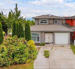 Main Photo: 3705 CARDIFF Street in Burnaby: Central Park BS 1/2 Duplex for sale (Burnaby South)  : MLS®# R2474446