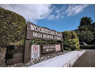 Photo 1: 105 9101 HORNE Street in Burnaby: Government Road Condo for sale (Burnaby North)  : MLS®# R2494853