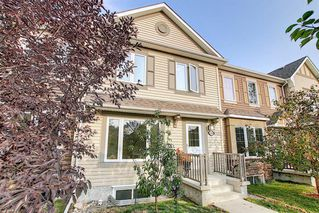 Photo 3: 3126 WINDSONG Boulevard SW: Airdrie Row/Townhouse for sale : MLS®# A1034897