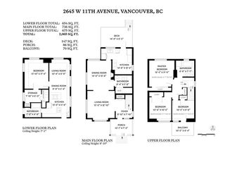 Photo 40: 2645 W 11TH Avenue in Vancouver: Kitsilano House for sale (Vancouver West)  : MLS®# R2515352
