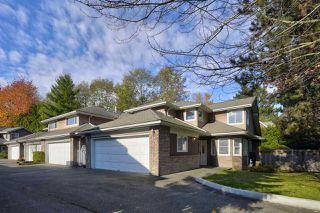 Photo 1: 408 6866 NICHOLSON Road in Delta: Sunshine Hills Woods Townhouse for sale (N. Delta)  : MLS®# R2516932