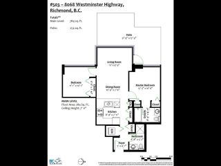 """Photo 25: 503 8068 WESTMINSTER Highway in Richmond: Brighouse Condo for sale in """"Camino"""" : MLS®# R2528015"""