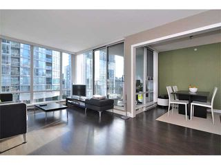 "Photo 4: 505 1495 RICHARDS Street in Vancouver: False Creek North Condo for sale in ""AZURA TWO"" (Vancouver West)  : MLS®# V870197"