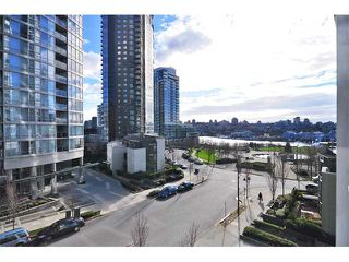 "Photo 9: 505 1495 RICHARDS Street in Vancouver: False Creek North Condo for sale in ""AZURA TWO"" (Vancouver West)  : MLS®# V870197"