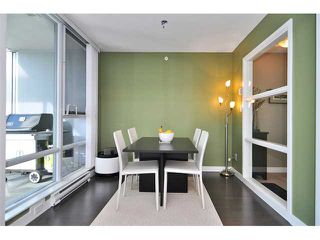 """Photo 6: 505 1495 RICHARDS Street in Vancouver: False Creek North Condo for sale in """"AZURA TWO"""" (Vancouver West)  : MLS®# V870197"""