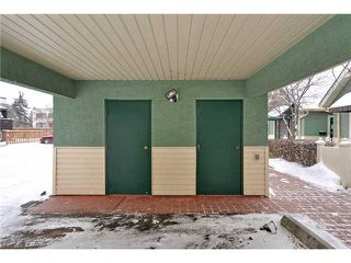 Photo 12: 2540 17 Avenue SW in CALGARY: Shaganappi Townhouse for sale (Calgary)  : MLS®# C3463553