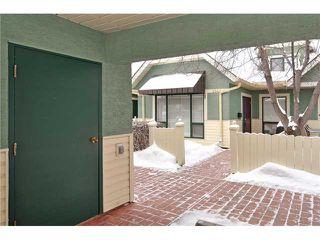 Photo 11: 2540 17 Avenue SW in CALGARY: Shaganappi Townhouse for sale (Calgary)  : MLS®# C3463553