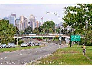 Photo 14: 2540 17 Avenue SW in CALGARY: Shaganappi Townhouse for sale (Calgary)  : MLS®# C3463553