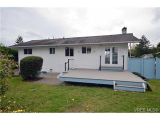 Photo 4: 636 Baltic Pl in VICTORIA: SW Glanford Single Family Detached for sale (Saanich West)  : MLS®# 655993