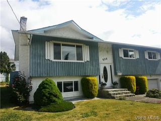 Photo 2: 636 Baltic Pl in VICTORIA: SW Glanford Single Family Detached for sale (Saanich West)  : MLS®# 655993