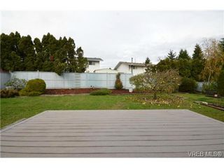 Photo 3: 636 Baltic Pl in VICTORIA: SW Glanford Single Family Detached for sale (Saanich West)  : MLS®# 655993
