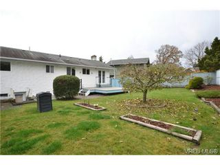 Photo 17: 636 Baltic Pl in VICTORIA: SW Glanford Single Family Detached for sale (Saanich West)  : MLS®# 655993