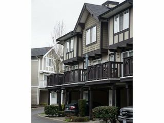 "Photo 20: 44 20176 68TH Avenue in Langley: Willoughby Heights Townhouse for sale in ""Steeple Chase"" : MLS®# F1401877"