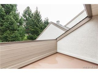 Photo 14: 10 4350 West Saanich Rd in VICTORIA: SW Royal Oak Row/Townhouse for sale (Saanich West)  : MLS®# 684838