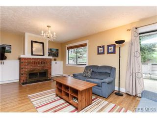 Photo 5: 10 4350 West Saanich Rd in VICTORIA: SW Royal Oak Row/Townhouse for sale (Saanich West)  : MLS®# 684838