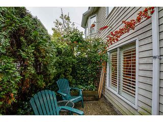 Photo 18: 14 838 TOBRUCK Avenue in North Vancouver: Hamilton Townhouse for sale : MLS®# V1095285